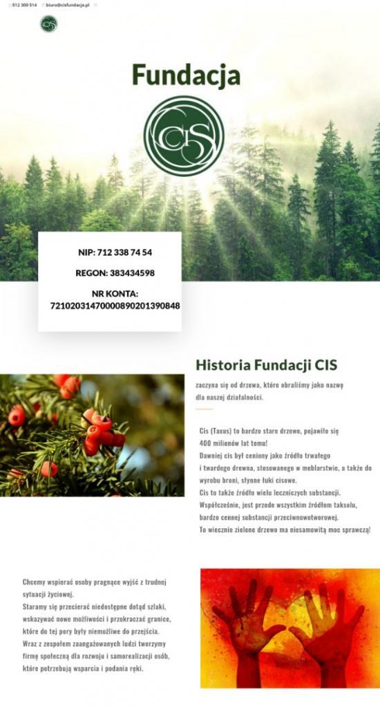 Cisfundacja.pl
