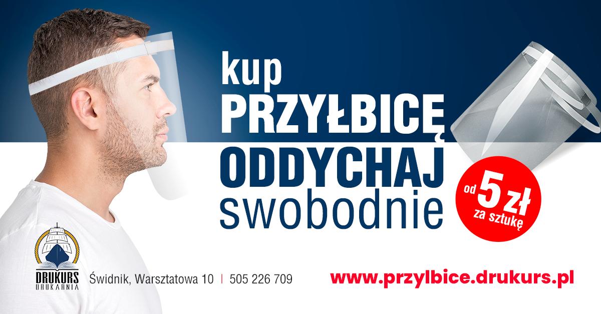 Przyłbice ochronne, lekkie i komfortowe — Świdnik, Lublin, lubelskie